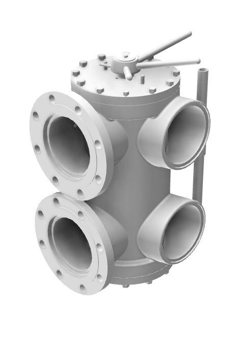 Simplex/Duplex Filters and 6 Ways Deviating Valves