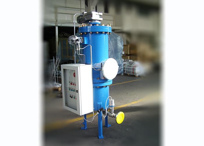 Automatic Back Washing Filter
