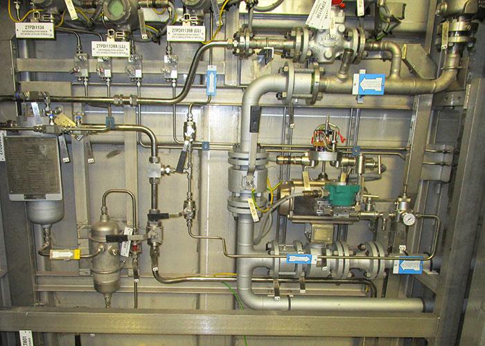 Sump Pressure System