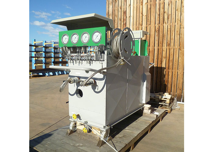 Oil Cleaning Unit Purifier