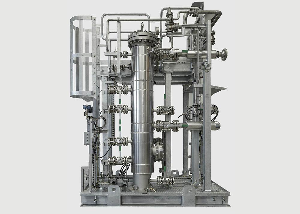 Fuel Gas Treatment Skid