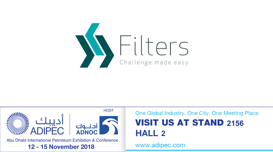 Filters® S.p.A. at Abu Dhabi International Petroleum Exhibition & Conference